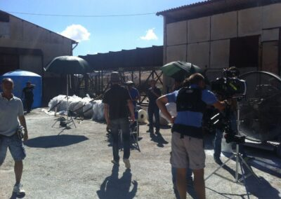 Salvo movie set in Sicily