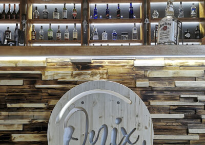 skenarte design onyx pub san cono